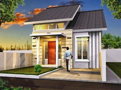 Rumah Kecil Minimalis House Design Social Housing Architecture House Styles