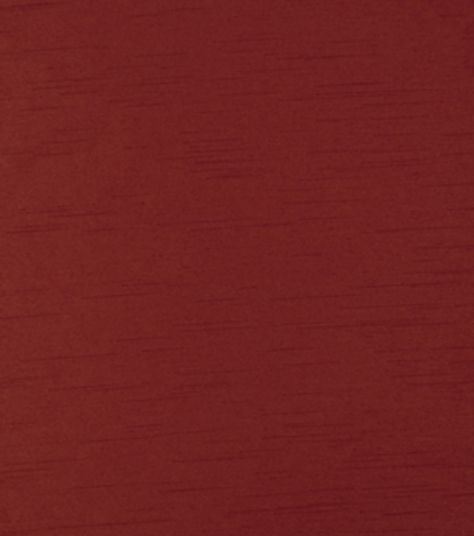 Home Decor Solid Fabric Signature Series Singapore Scarlet Home