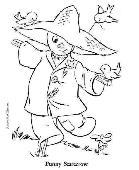 Fall Coloring Pages Printable Free Printable Autumn Coloring Page