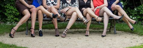 La fine équipe des Soyeuses Girls ! ;)