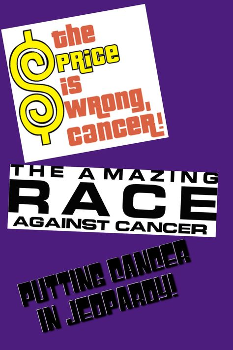 Which logo do you like best? The 2013 UNO Relay For Life Committee is seeking input on which logo we should use for our 2013 TV Game Show themed event! Give us your opinion! www.unorelay.org