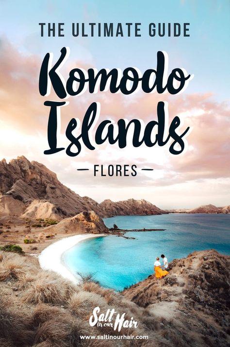 Exploring Komodo Islands by Boat Tour – The Ultimate Guide   #flores #komodo #padar #labuanbajo #indonesia #asia   Komodo National Park | Indonesia | Labuan Bajo | Padar | Komodo Dragon | Flores | Pink Beach | Manta Rays