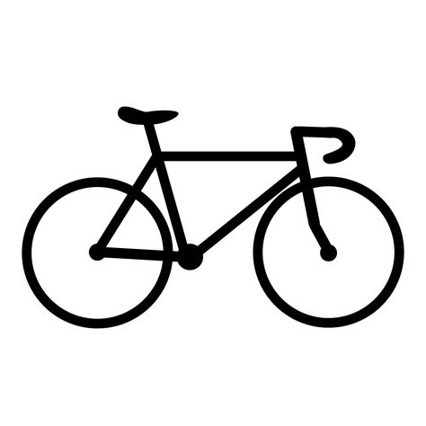 Flock folie fiets