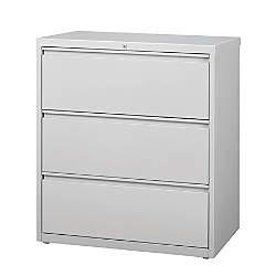 Workpro File 36 W 2 Drawer Light Gray Office Depot In 2020