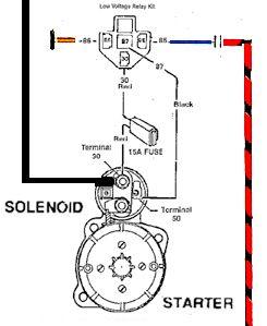 Hard Start Relay Wiring Diagram : 31 Wiring Diagram Images