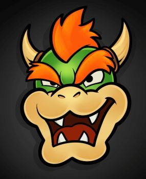 How To Draw Bowser Easy Bowser Prison Drawings Super
