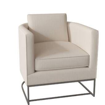 Owen Armchair Armchair Grey Leather Chair Comfy Sofa