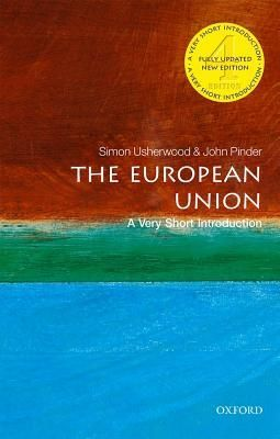 Pdf Download The European Union A Very Short Introduction By John Pinder Free Epub In 2021 The European Union Book Addict New Books