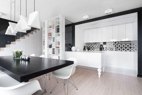 Open Space Bianco Cucine Moderne.100 Idee Cucine Moderne Stile E Design Per La Cucina