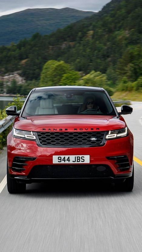 Range Rover Velar Red Iphone Wallpaper Free Getintopik In 2020