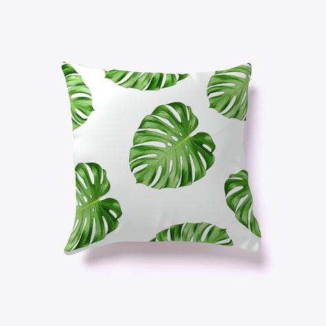 Tropical Big Leaf Print Products from Good Shit Productions | Teespring