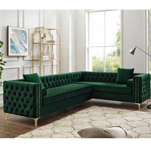 Latitude Run Helvey L Shaped Sectional Wayfair Living Room Furniture Layout Corner Sectional Sofa Sofa Design