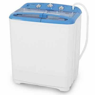 6 Best Portable Washer And Dryer Combo For Apartments In 2020 Portable Washer And Dryer Portable Washer Washer And Dryer