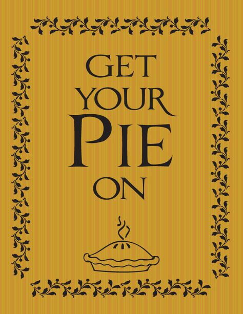 Get Your Pie On. . . » Flamingo Toes