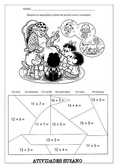 Matematica Ludica Com Imagens Atividades Pedagogicas Formas