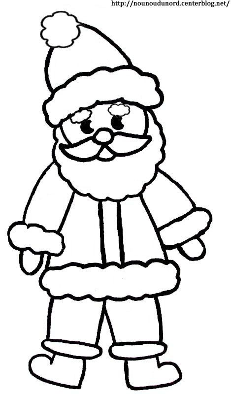 épinglé Par Aurélie L Sur Noël Maternelle Coloriage Noel