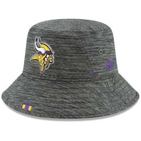 New Era Minnesota Vikings 9twenty Adjustable Cap On Field 2019 Salute to Service