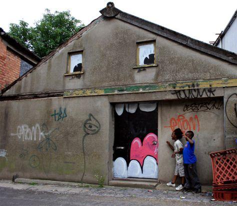 Best Street Art Images On Pinterest Amazing Art Amazing - Spanish street artist transforms building facades into amazing artworks