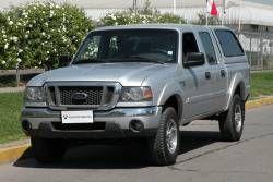 Ford Ranger Heritage Ii Xlt 2009 4 500 000 Santiago Www