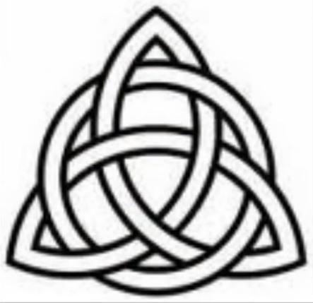 Welche Bedeutung Hat Dieses Keltische Zeichen Keltische Zeichen Keltischer Knoten Tattoo Keltische Symbole
