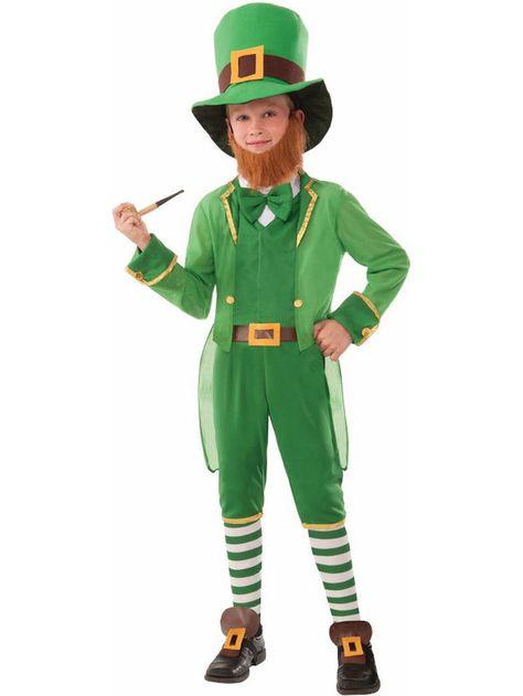 Childs Large Leprechaun Complete Costume Forum Novelties Mr
