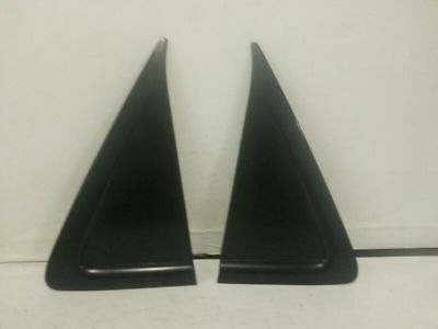 Pair Rear Door Trim Triangle Corner Molding 02 03 04 05 06 07 Rendezvous In 2020 Corner Moulding Door Trims Triangle Window