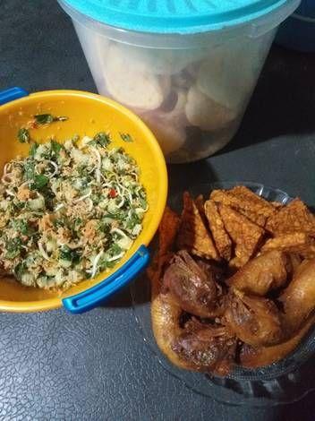 Resep Terancam Sayur Oleh Cita Widiyantari Recipe Food Chicken Pork