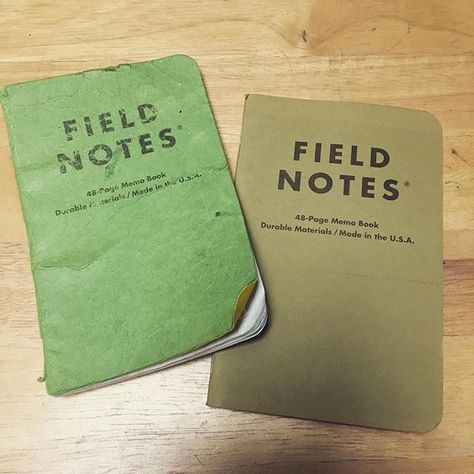 Loved! Soon to be loved!  #fieldnotes