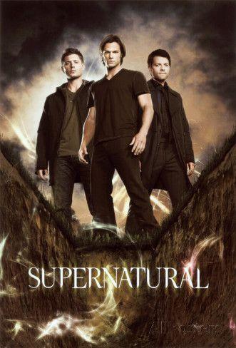 Supernatural Posters sur AllPosters.fr