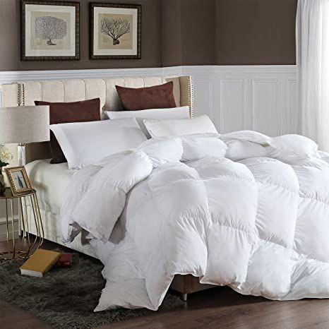 Lesnncier Twin Down Alternative Comforter Duvet Insert All Seasons Ultra Plush Microfiber Fill Goose Down Alternative Comforters Duvet Comforters Duvet Insert