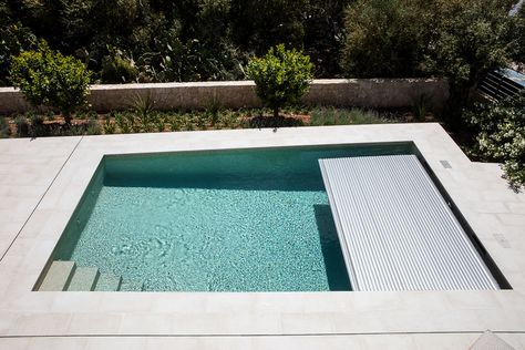 Rollo Solar Pool Cover Mallorca Dealer Cubiertas Y