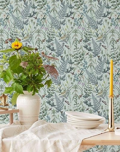 Artfully Paired Giveaway Hygge West In 2020 Wallpaper Blue Wallpapers Hygge West