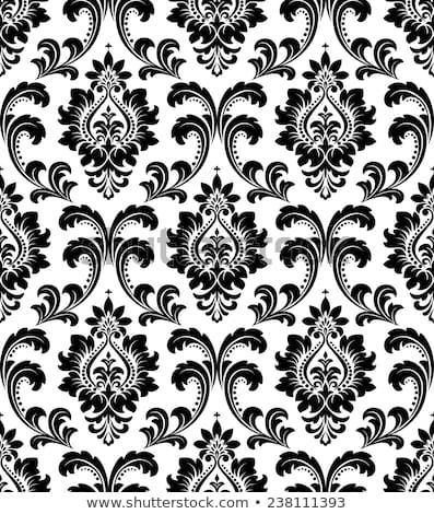 Damask Seamless Floral Pattern Royal Wallpaper Flowers On A Black And White Background Royal Wallpaper Floral Wallpaper Border White Flower Wallpaper