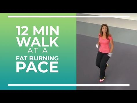 12 minutes goes so FAST! In no time you will be Walking at a fat burning pace to BURN calories and BOOST your metabolism to keep burning even AFTER you are d. Easy Workouts, At Home Workouts, Leslie Sansone, Knee Pain Relief, Walking Exercise, Walking Workouts, Fitness Brand, Fitness Workout For Women, Senior Fitness
