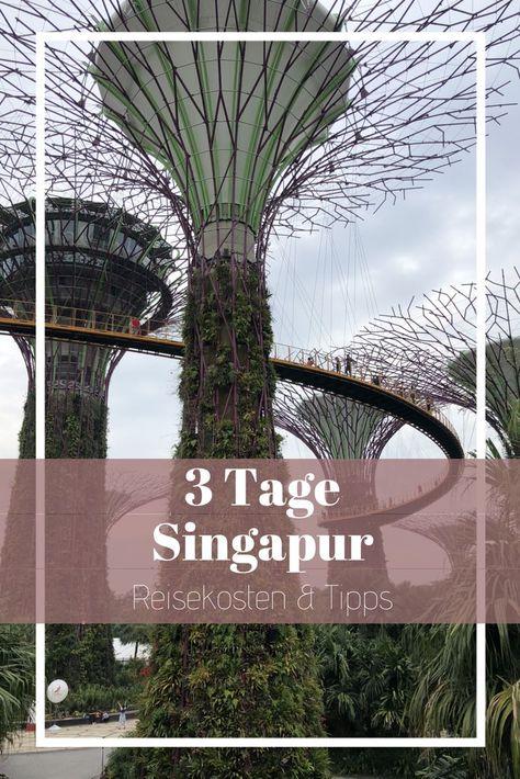 Singapur in 3 Tagen: 30 Tipps, Sehenswürdigkeiten & Fotos ⋆ Child & Compass