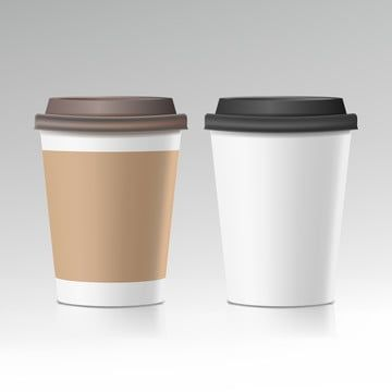 Coffee Cup Vector Take Away Cafe Coffee Cup Mockup Isolated Illustration Coffee Mug Clipart Cup Paper Png And Vector With Transparent Background For Free Dow Coffee Cup Design Tea Cafe Coffee