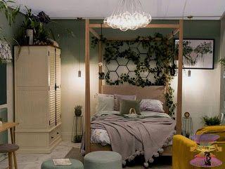 غرف نوم بنات مودرن للصبايا من احدث ديكورات غرف الفتيات المراهقات 2021 Ideal Home Show Ideal Home Feminine Bedroom