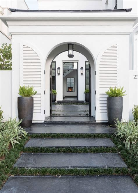 Stepping Rocks From Heart Forms To Faux Brick As Well As A Variety Of Various Other Designs There Is Courtyard House Plans Neoclassical Design Bahamas House