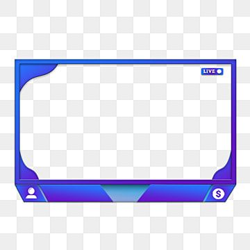 Twitch Live Stream Overlay Face Border Transparent No Text Streaming Overlay Face Cam Stream Overlay Png Transparent Clipart Image And Psd File For Free Dow Overlays Prints For Sale Streaming