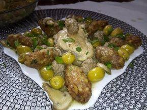اطباق رمضانية طاجين زيتون بطريقة خاصة وعصرية الذي ابهر كل من تذوقه Youtube Food Meat Beef
