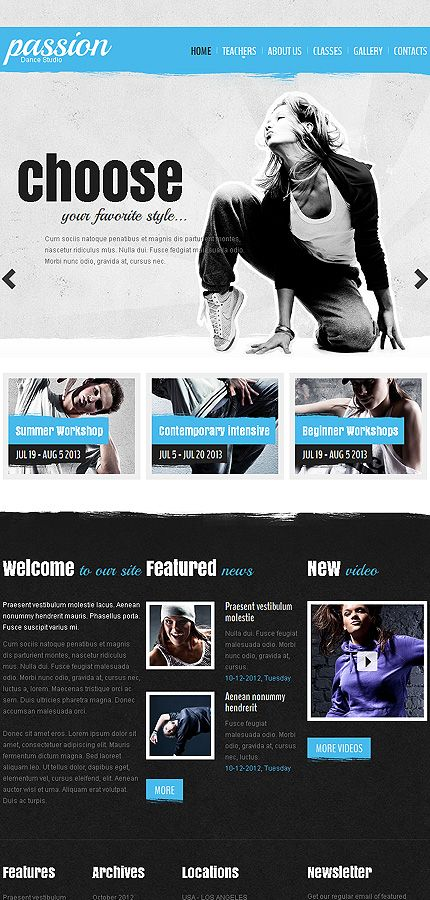 17 Best images about Template html css on Pinterest Piccolo - resume template monster