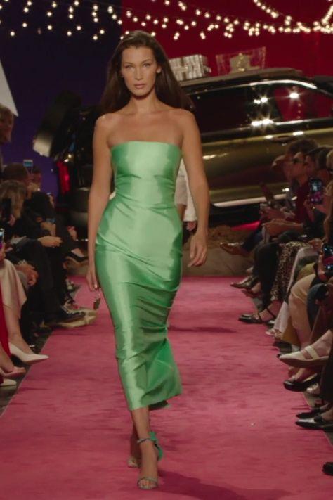Brandon Maxwell Look 28 - Runway Fashion