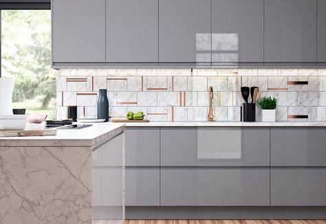 21 best Gloss Kitchens images on Pinterest - nolte küchen katalog 2013