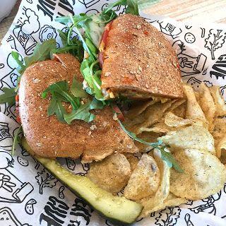 Even Stevens Sandwiches In Utah Vegan Options Vegan Sandwich Vegan Options Vegan Breakfast Burrito