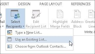 Mail Merge Using An Excel Spreadsheet The Most Important Step In The Mail Merge Process Is To Set Up And Prepare Your Data Mail Merge Excel Spreadsheets Excel