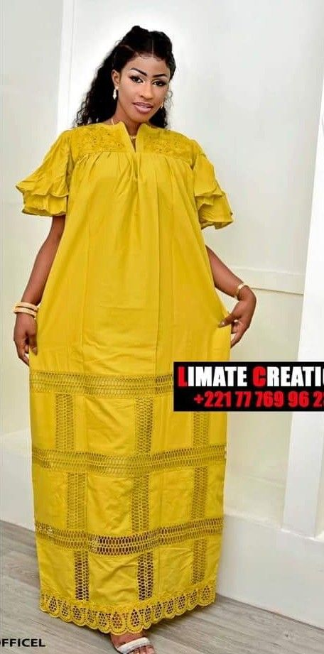 Pin By Aichatou Adja Bode On Vetements Et Accessoires Latest African Fashion Dresses African Maxi Dresses African Clothing Styles