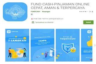 Fund Cash Aplikasi Pinjaman Uang Online Tanpa Biaya Admin Pinjaman Aplikasi Uang
