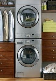 Stunning Stackable Apartment Washer And Dryer Pictures - Home ...