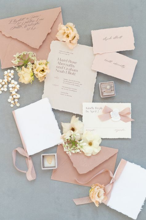 From the editorial, The Beauty of the Camellia Flower Inspired This Ultra-Feminine Shoot With Secret Garden Allure. We're savoring these last sweet weeks of spring with this floral-inspired shoot that is equal parts soft and feminine.   Photography: @bluerosepictures #stylemepretty #weddinginvitations #springwedding