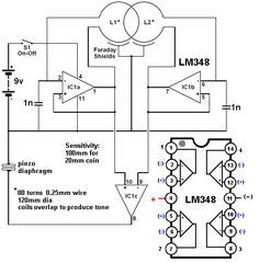 Peachy Metal Detector Circuit Diagram Free Download Image Search Results Wiring Digital Resources Remcakbiperorg
